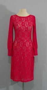 яркое кружевное платье киев