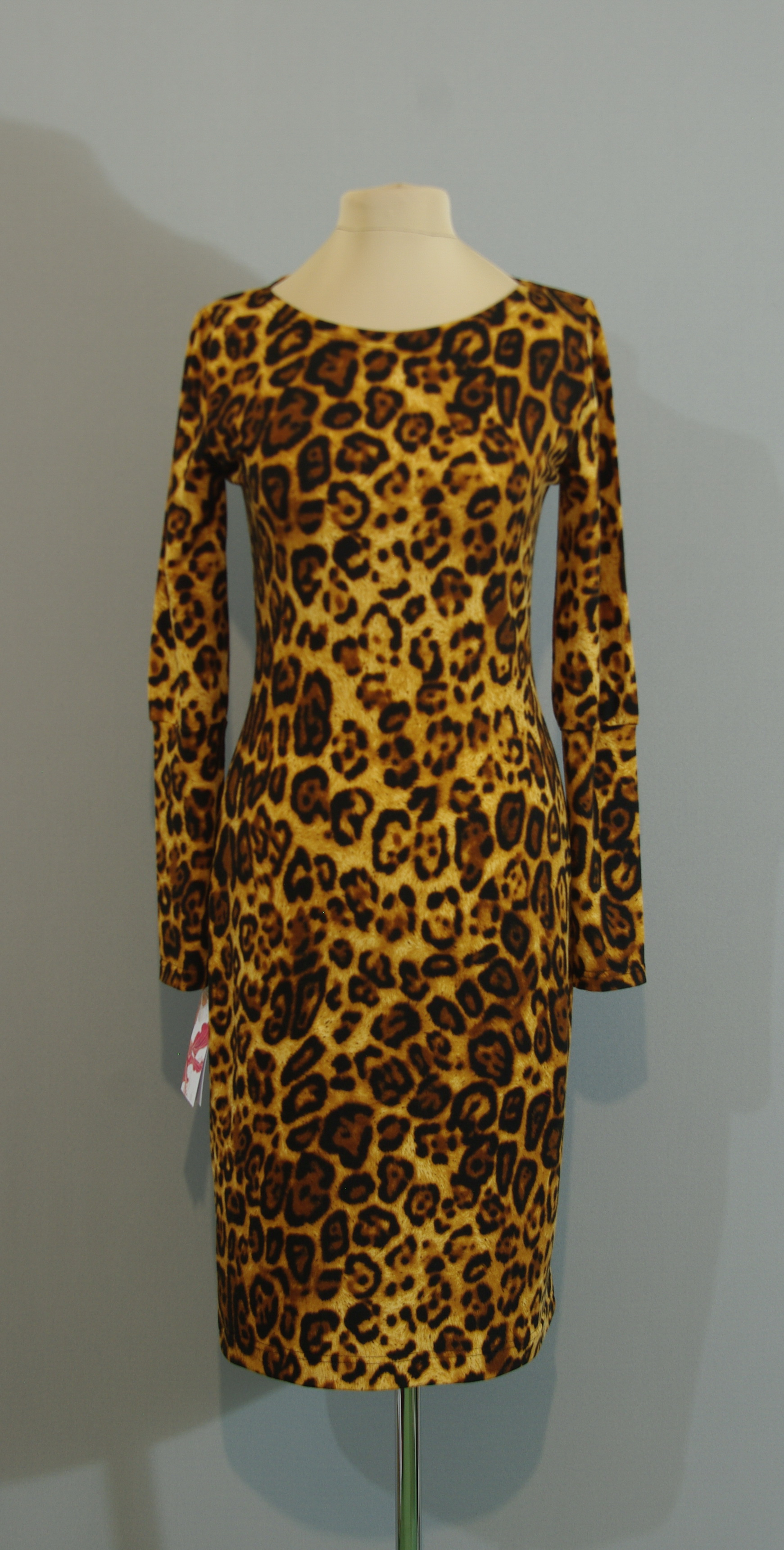 Леопардовое Платье Доставка