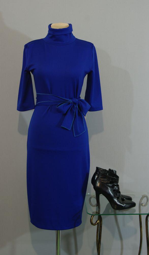 Платье голубое купить украина