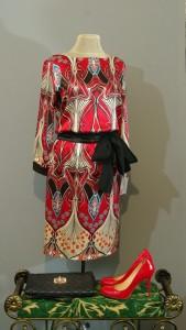 Шелковое платье, Киев, Украина