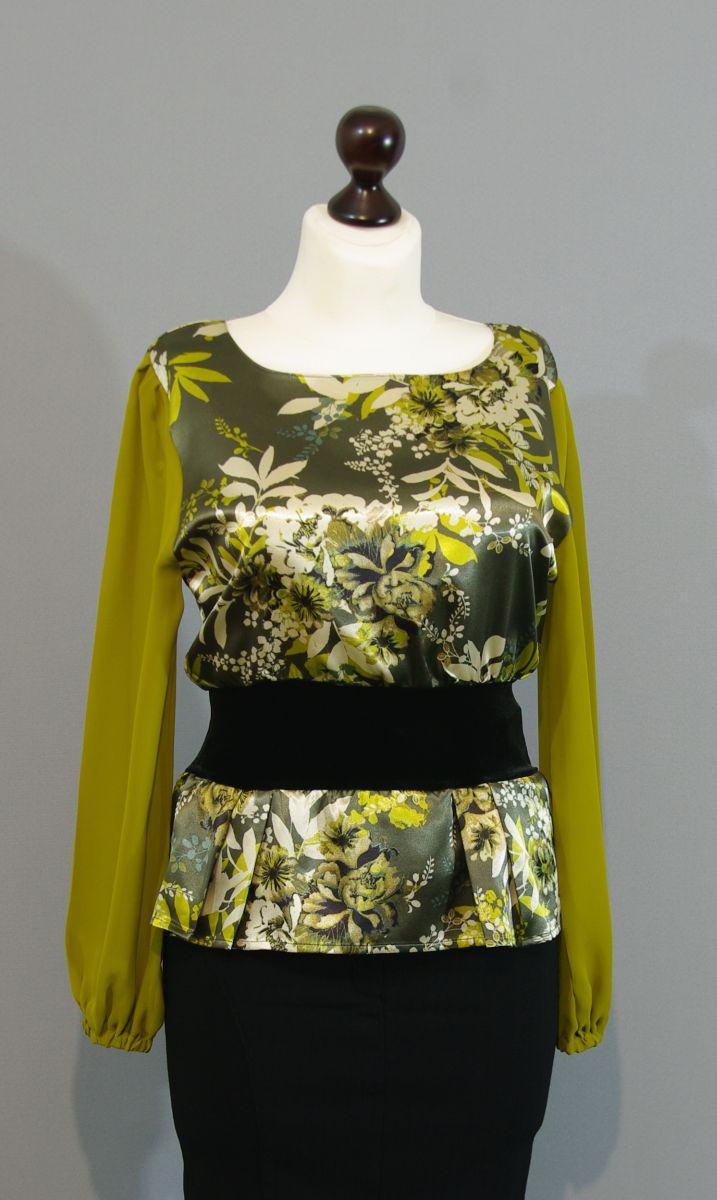 Купить Шелковую Блузку Из Германии