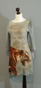 Платье с принтом тигр, Киев, Украина