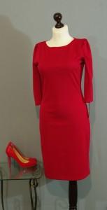 Маленькое красное платье, Киев, Украина