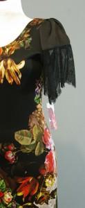 Роскошное платье с цветами, Киев, Украина
