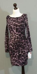 Обтягивающее леопардовое платье, Киев, Украина