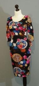 Трикотажное обтягивающее платье, Киев, Украина
