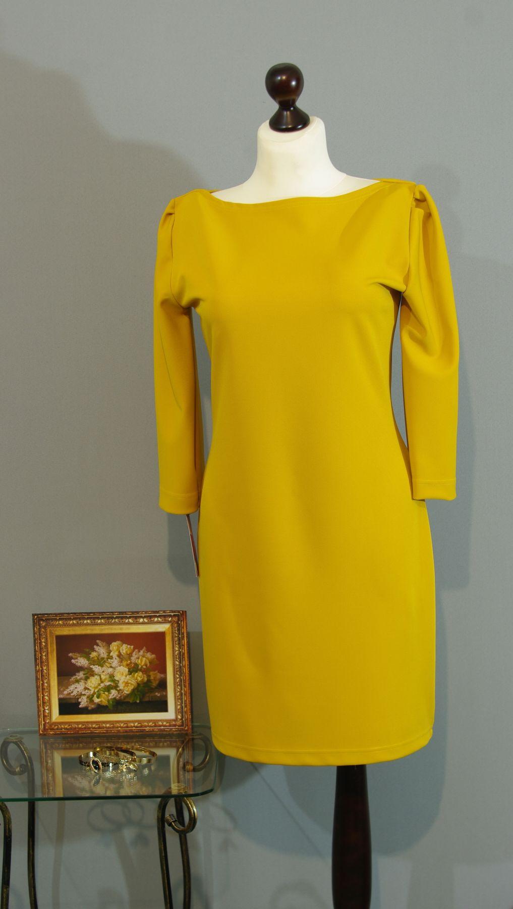 Сшить платье из кримплена фото