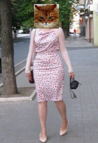 фото отзыв на платье Юлии