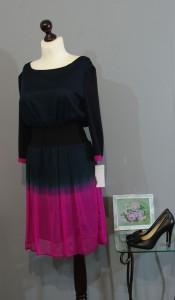 шелковое платье фото