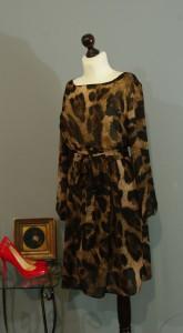 платье ягуар