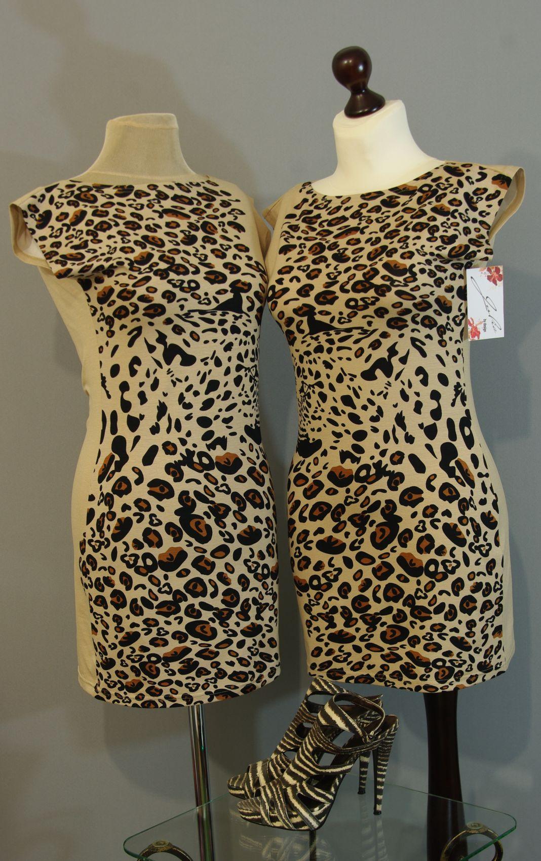 Леопардовые Туники Купить