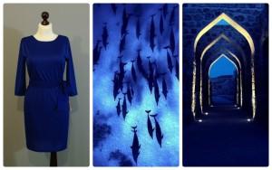 цветотип в одежде 6-1 синий оттенок индиго