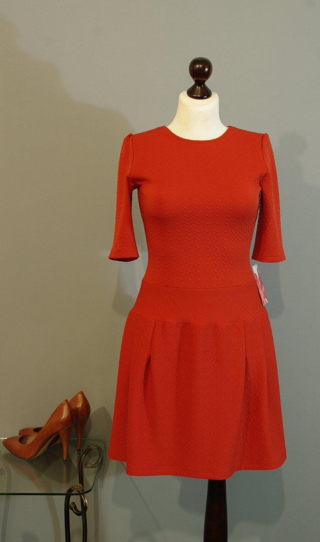 Выкройка платья с заниженной талией Sewing Patterns Fashion 49
