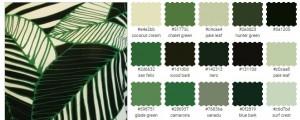 zvetotip odezhda zelenoe beloe chernoe