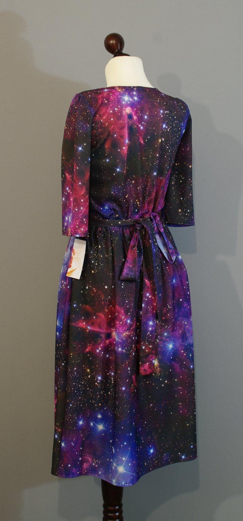 Космическая платье купить