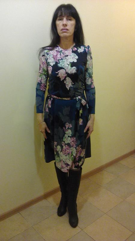 фотоотзыв на платье от Платье-терапия