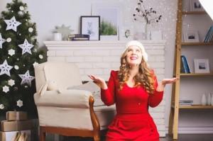 новогодний отзыв платье-терапия от Вика 1