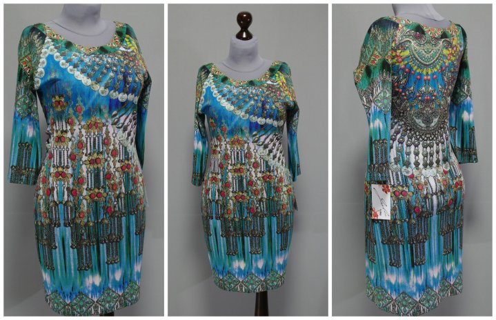 Платье рукав реглан доставка