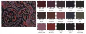 цветотип подбор цвета одежды пыльная роза фрез ягодный черный