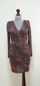 Красивое теплое платье из ангоры
