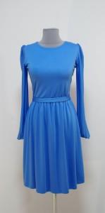 Платье цвета неба