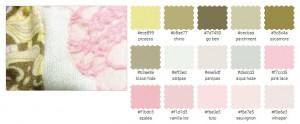 цветотип одежда оттенки розовый песочный коричневый молочный