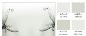 zvet platja belyj molochnyj