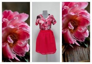 2016 яркие краски лета розовый и коралл