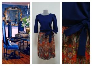 Платье осень Украина