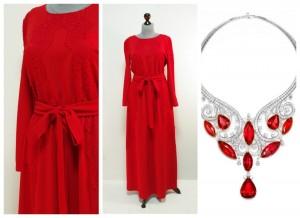 Красное платье в пол купить Киев Украина интернет