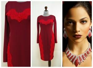 Нарядное платье цвета марсала Украина Киев купить