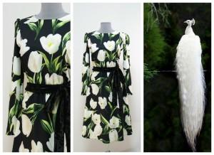 2017 модные платья купить