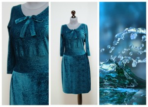 2017 элегантные платья бирюзового цвета