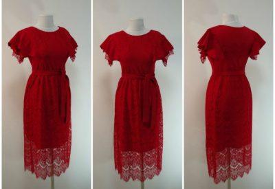 bb430f33b1f83f6 красное платье | Платье-терапия от Юлии - Part 2